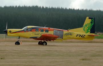 ZK-FNZ - Great Lake Sky Diving Centre Pacific Aerospace 750XL