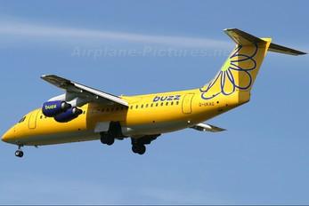G-UKAG - Buzz British Aerospace BAe 146-300/Avro RJ100