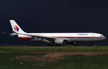 9M-MKI - Malaysia Airlines Airbus A330-300