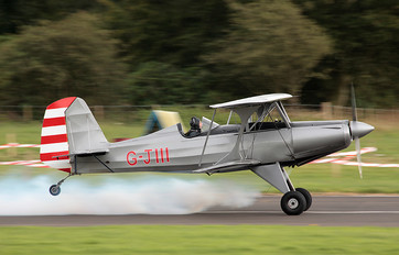 G-JIII - Private Stolp SA300 Starduster Too