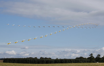 BGA.4003 - Angus Gliding Club Schleicher K-8B