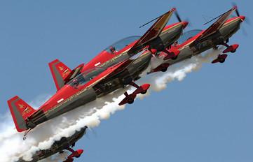 JY-RNG - Royal Jordanian Falcons Extra 300S, SC, SHP, SR