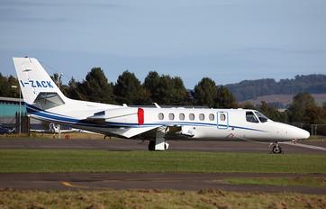 I-ZACK - Private Cessna 560 Citation Encore