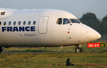 EI-RJI - Air France - Cityjet British Aerospace BAe 146-200/Avro RJ85