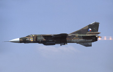 2425 - Czech - Air Force Mikoyan-Gurevich MiG-23ML