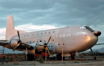 - - USA - Air Force Douglas C-124 Globemaster II