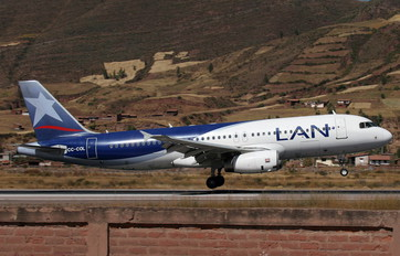 CC-COL - LAN Airlines Airbus A320