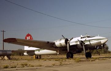N207EV - Evergreen International Boeing B-17G Flying Fortress