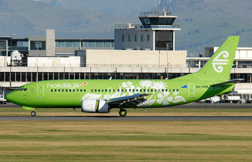 ZK-FRE - Air New Zealand Boeing 737-300