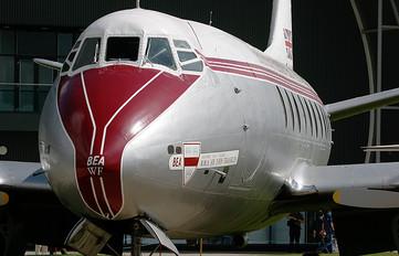 G-ALWF - BEA - British European Airways Vickers Viscount