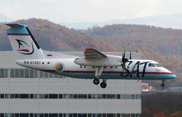 RA-67261 - SAT Airlines de Havilland Canada DHC-8-200Q Dash 8