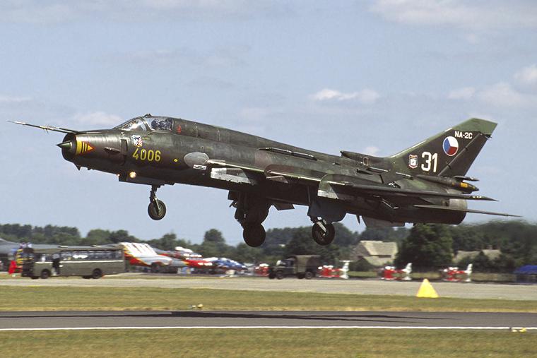 Czech - Air Force 4006 aircraft at Fairford