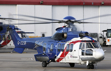 G-ZZSF - Bristow Helicopters Eurocopter EC225 Super Puma