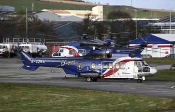 G-ZZSA - Bristow Helicopters Eurocopter EC225 Super Puma