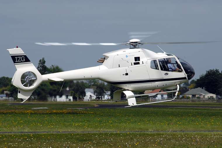 Advanced Flight ZK-IZG aircraft at Ardmore
