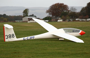 G-CJPP - Scottish Gliding Union Schempp-Hirth Discus