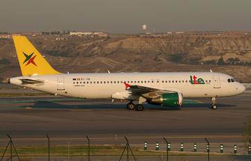 EC-JTA - LTE Airbus A320