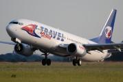 OK-TVG - Travel Service Boeing 737-800 aircraft