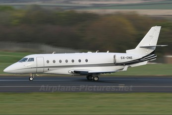 SX-ONE - Gainjet Israel IAI 1126 Gulfstream G200