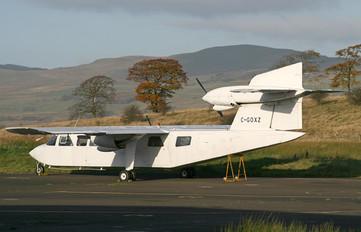 C-GOXZ - Private Britten-Norman BN-2 III Trislander