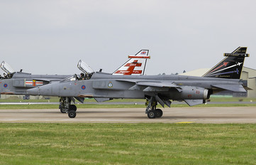XZ112 - Royal Air Force Sepecat Jaguar GR.3