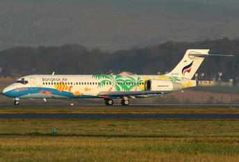 HS-PGP - Bangkok Airways Boeing 717