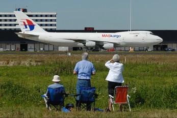 TF-ARJ - MASkargo Boeing 747-200F