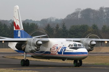 SP-FDR - Exin Antonov An-26 (all models)
