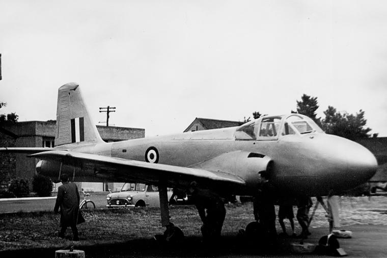 Royal Air Force - aircraft at Leuchars