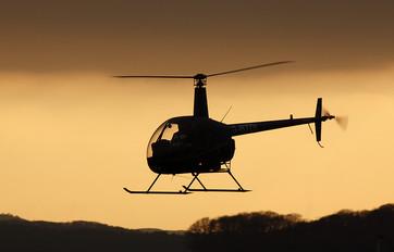 G-BTDI - Kingsfield Helicopters Robinson R22