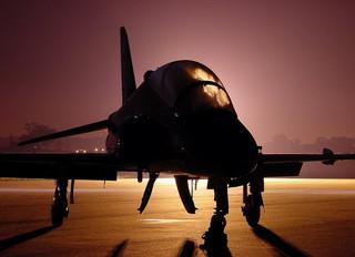 XX219 - Royal Air Force British Aerospace Hawk T.1/ 1A