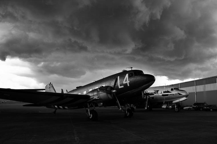 Aces High N147DC aircraft at North Weald