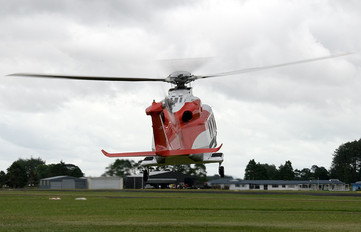 ZK-HNZ - Helicopters NZ Agusta Westland AW139