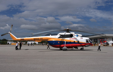 M994-02 - Malaysia - Fire Dept (Bomba) Mil Mi-17
