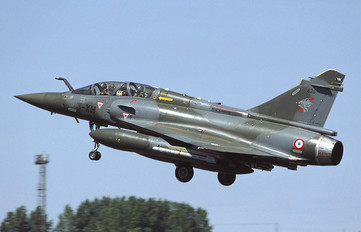 626 - France - Air Force Dassault Mirage 2000D