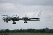 23 - Russia - Air Force Tupolev Tu-95 aircraft