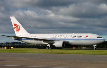 B-2555 - Air China Boeing 767-200