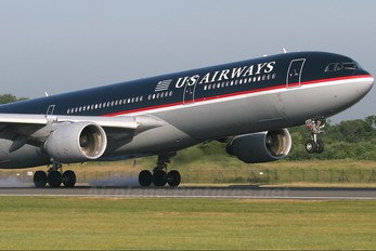 N674UW - US Airways Airbus A330-300