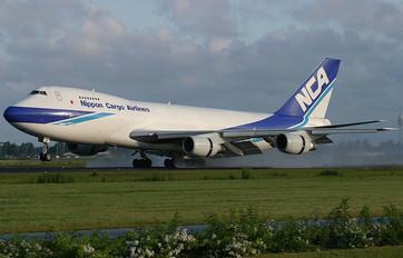 JA8168 - Nippon Cargo Airlines Boeing 747-200F