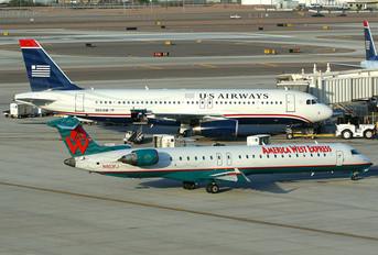N903FJ - America West Express - Mesa Airlines Canadair CL-600 CRJ-200