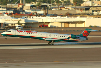 N930LR - America West Express - Mesa Airlines Canadair CL-600 CRJ-200