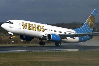 5B-DBI - Helios Boeing 737-800