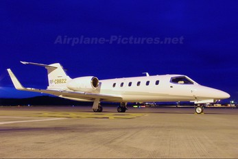 RP-C8822 - Private Learjet 31