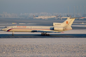 RA-85645 - Rossiya Tupolev Tu-154M