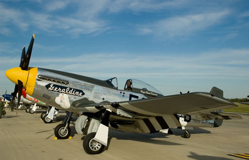 N5500S - Private North American P-51D Mustang