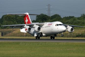 HB-IXH - Swiss British Aerospace BAe 146-200/Avro RJ85
