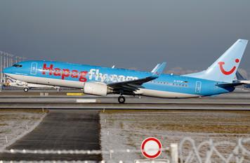 D-ATUF - Hapagfly Boeing 737-800