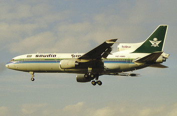 HZ-HM5 - Saudi Arabia - Royal Flight Lockheed L-1011-500 TriStar