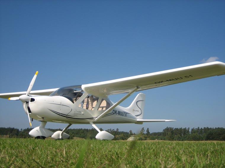 Private OK-MUU 51 aircraft at Liberec