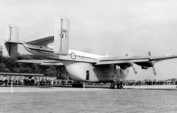 XB263 - Royal Air Force Blackburn Beverly C.1